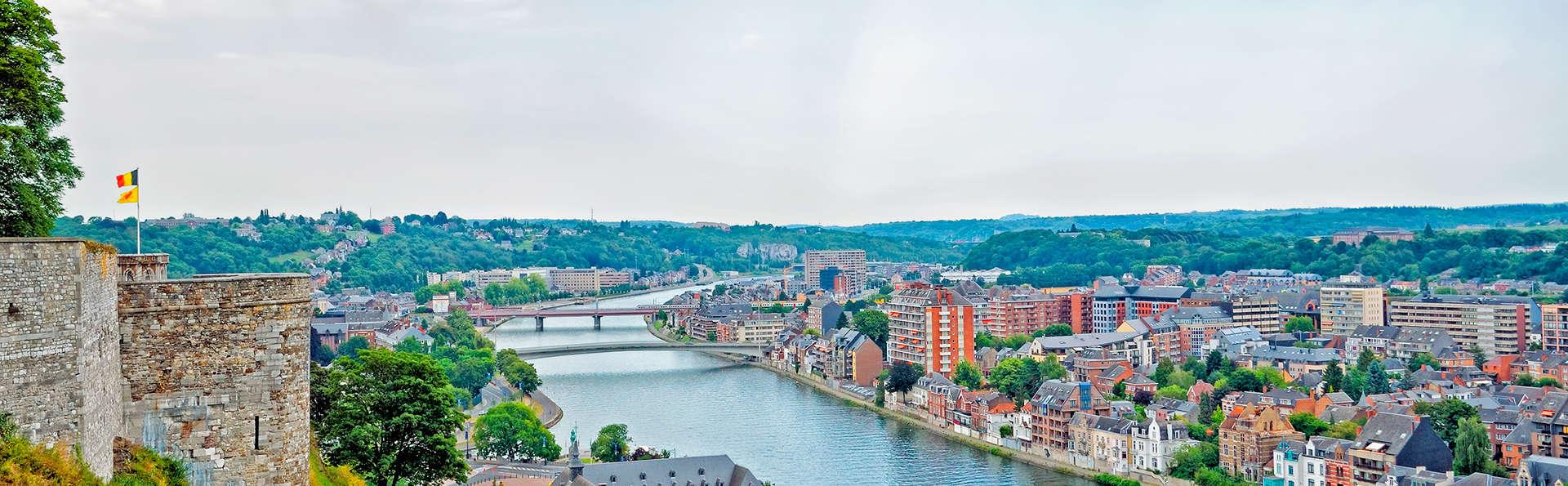 Cultura en Namur con visita incluida