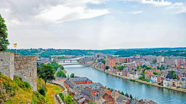Op culturele ontdekkingsreis in het Belgische Namen