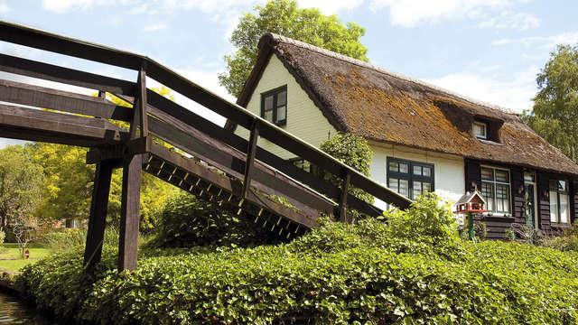 Verken de prachtige omgeving van Steenwijk