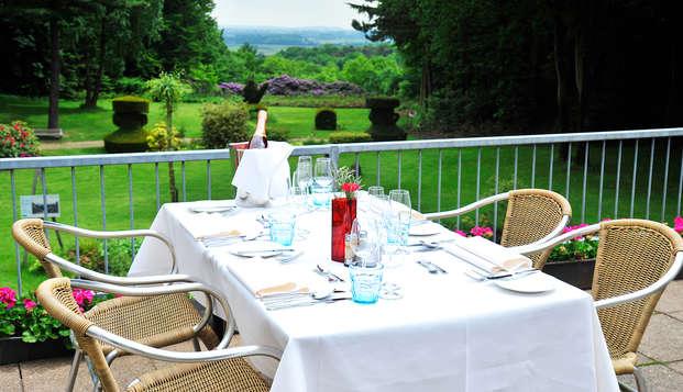 Accorde-toi un plaisir culinaire près de Nimègue dans un bon restaurant le soir