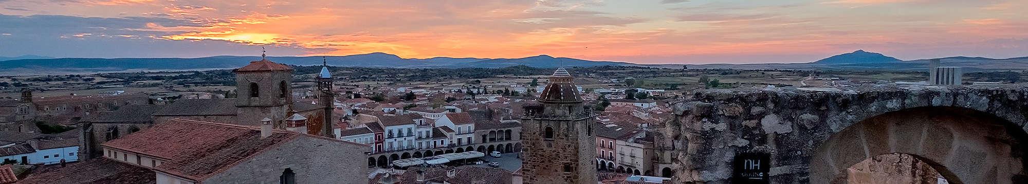Escapadas fin de semana en Trujillo