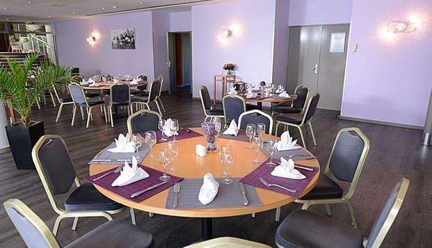 Best Western Plus Hotel Admiral - restaurant