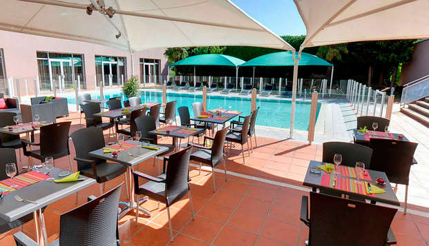 Best Western Plus Hotel Admiral - reception