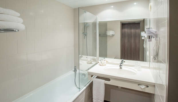 Best Western Plus Hotel Admiral - bath