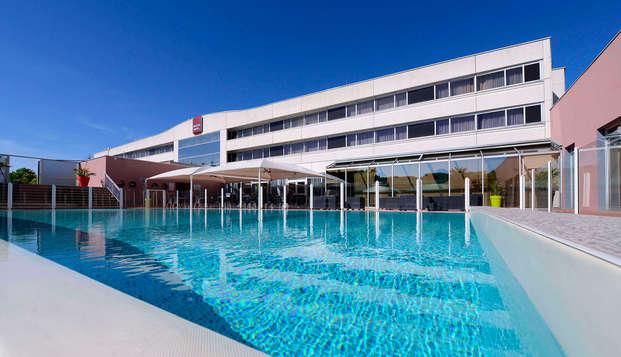 Best Western Plus Hotel Admiral - pool