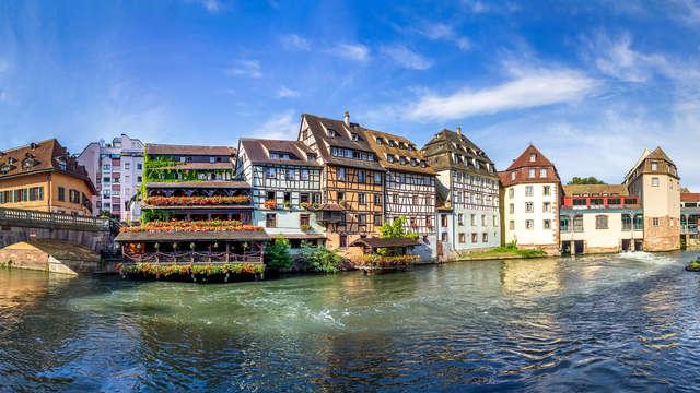 Week-end au cœur du vignoble alsacien à 15 minutes de Strasbourg