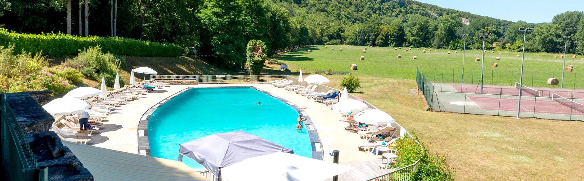 Week-end détente & relaxation dans un château en Dordogne