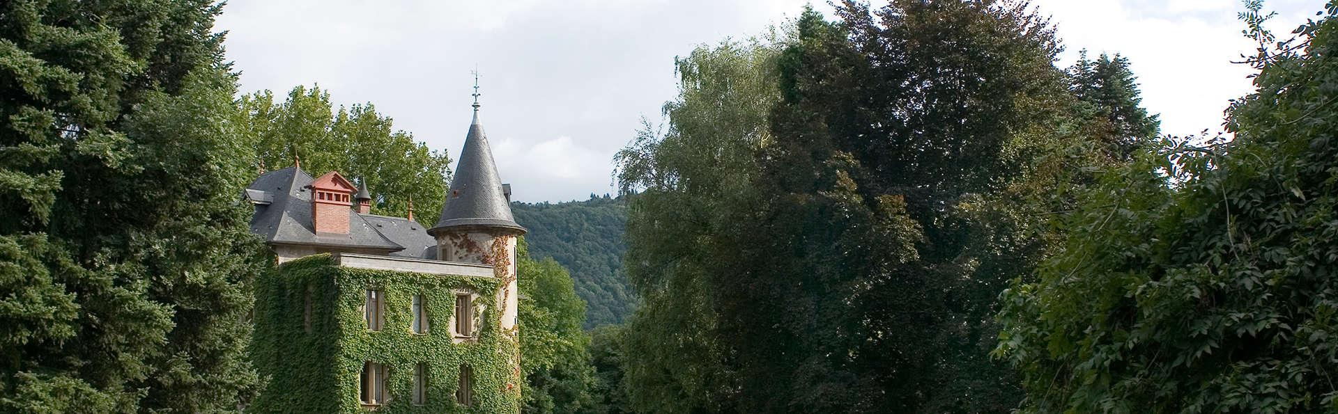 Escapade culinaire et nuit au Château, au cœur de la Savoie
