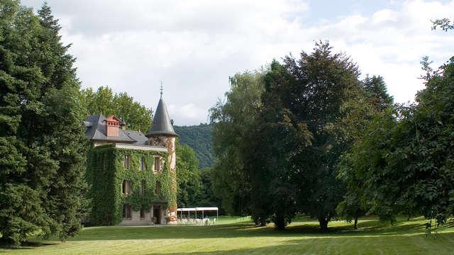 Dégustation de vins, dîner gourmand et nuit au Château, au cœur de la Savoie