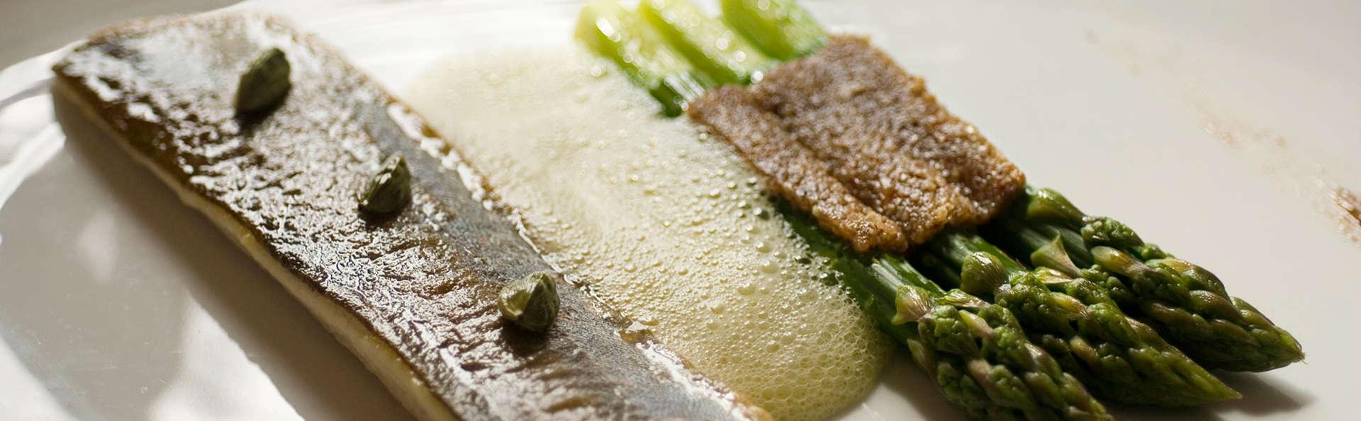 Dîner Gastronomique, détente et vie de château au cœur de la Savoie
