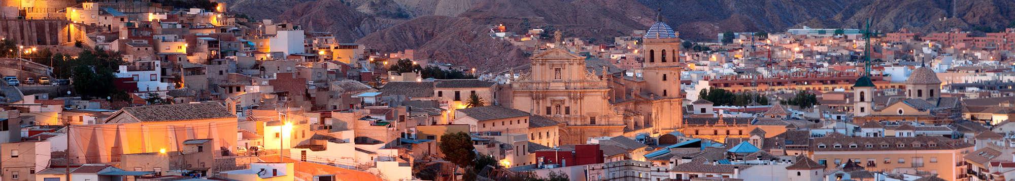Escapadas fin de semana en Lorca