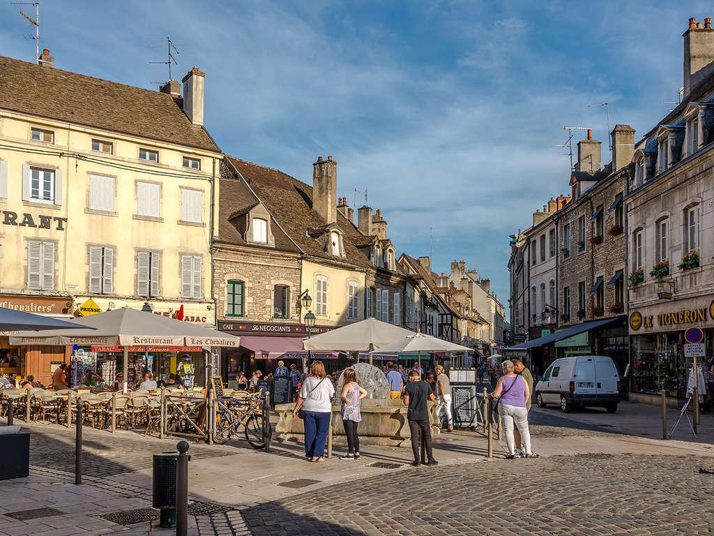 Séjour Bourgogne - Halte sur la route de Beaune  - 3*