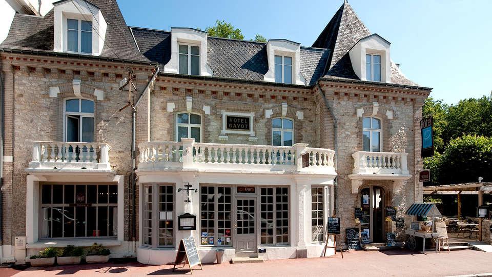 The Originals Boutique, Hôtel Ô Gayot, Bagnoles-de-l'Orne (Inter-Hotel) - EDIT_FRONT3.jpg