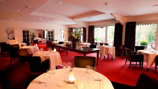 Gastronomisch weekendje weg in Brabant met 8-gangen diner inclusief royaal wijnarrangement
