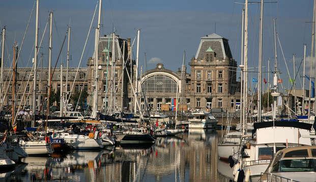 Séjour dans le quartier historique et royal du centre d'Ostende
