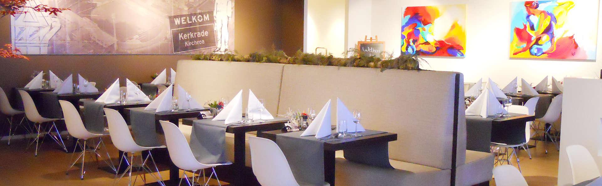 Luxueux week-end avec un dîner Fletcher dans le sud du Limbourg (à partir de 2 nuits)