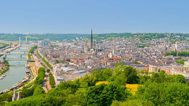 Weekend in de buurt van Rouen