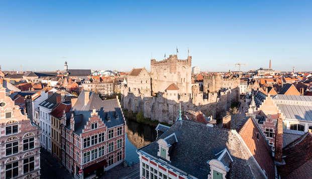 Descubre la magnífica ciudad de Gante