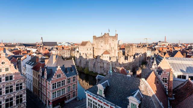 Découvrez la magnifique ville de Gand