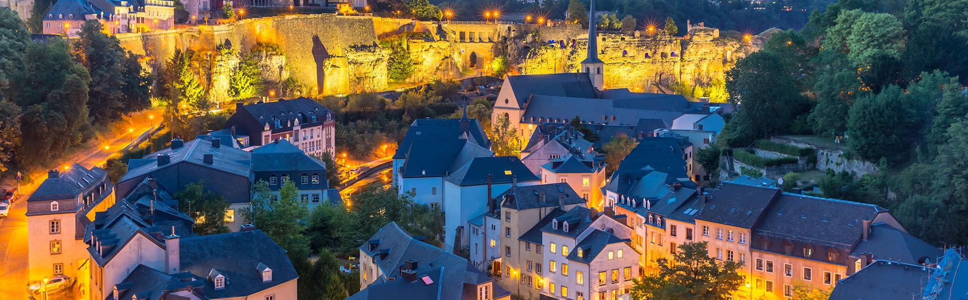 Citytrip à Luxembourg-Ville (à partir de 2 nuits)