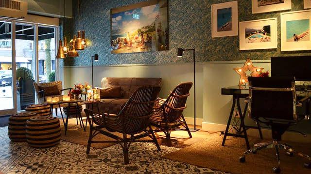 Week-end découverte en chambre deluxe à Amsterdam (à partir de 2 nuits)