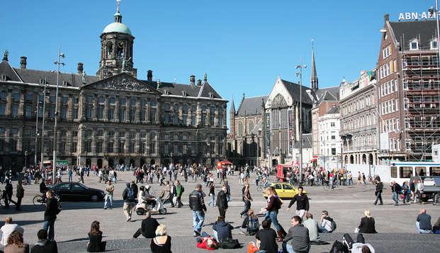 Escapada a Ámsterdam, una ciudad entre canales