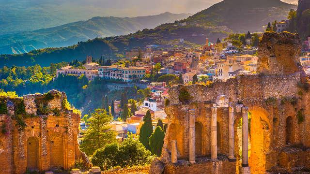 Relax a Taormina con accesso alla SPA e sconto sui trattamenti!