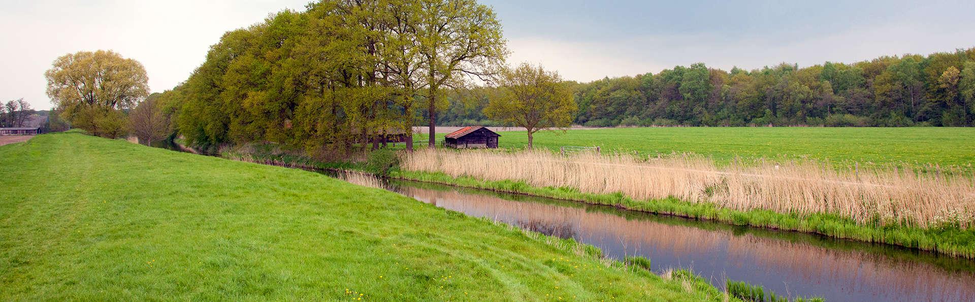 Découvrez les collines d'Utrecht avec votre bien-aimé(e)