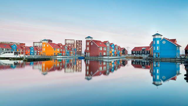 Ontdek het gezellige Groningen! (inclusief ontbijt en gratis parkeren, vanaf 2 nachten)
