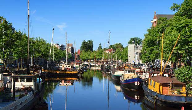 Minivakantie in Groningen inclusief diner (vanaf 2 nachten)