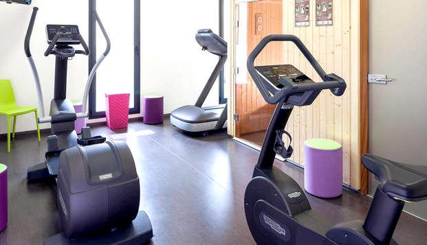 IBIS STYLES MONTBELIARD - Gym