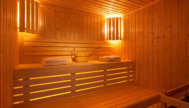 IBIS STYLES MONTBELIARD - Sauna