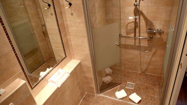 Hotel Ulysse Montpellier Centre - bathroom