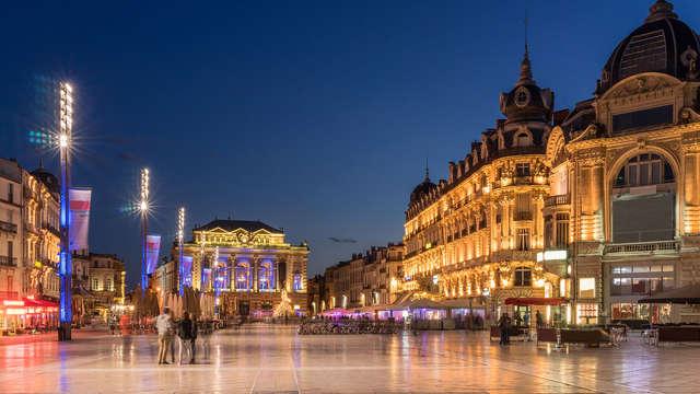 Hotel Ulysse Montpellier Centre - Montpellier