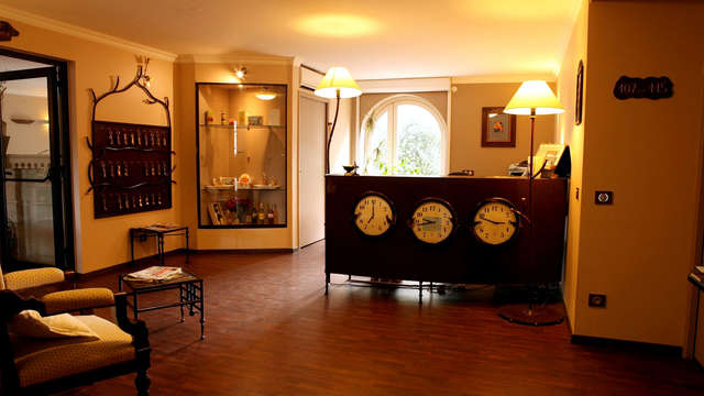 Hotel Ulysse Montpellier Centre - Reception