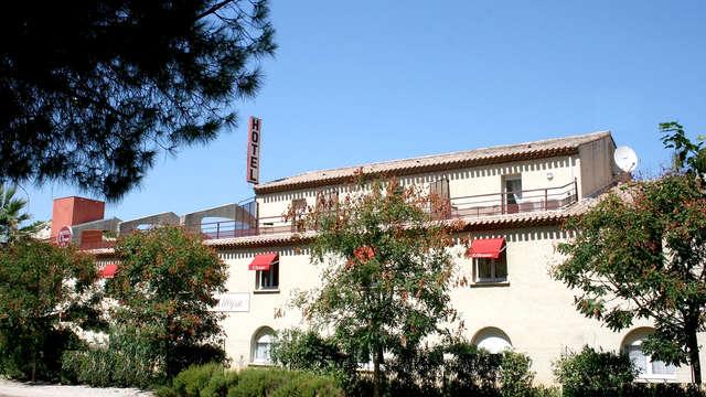 Hotel Ulysse Montpellier Centre - Front