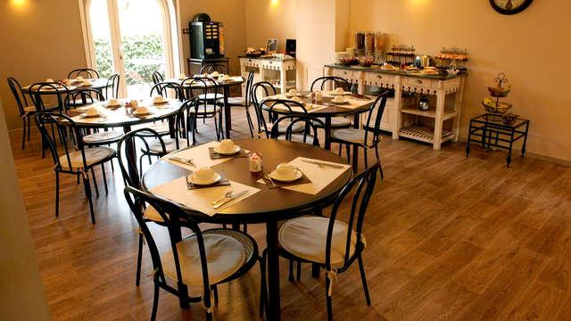 Hotel Ulysse Montpellier Centre - Restaurant