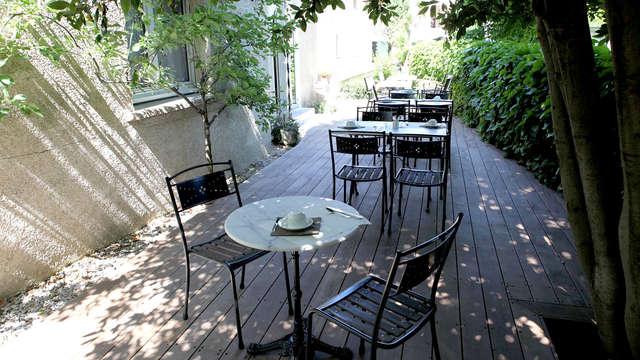 Hotel Ulysse Montpellier Centre - Terrace