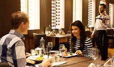 Diner (3 gangen) voor 2 volwassenen