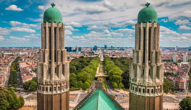 Hilton Brussels City - destination