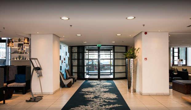 Hilton Brussels City - reception