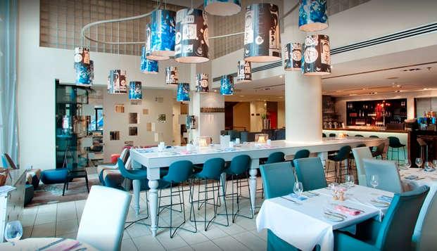 Hilton Brussels City - restaurant