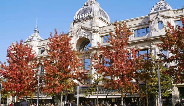 Summer Sale: Verblijf in het luxe Hilton op Groenplaats Antwerpen