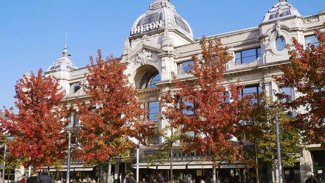 Soldes d'hiver: Visitez l'agréable ville portuaire d'Anvers