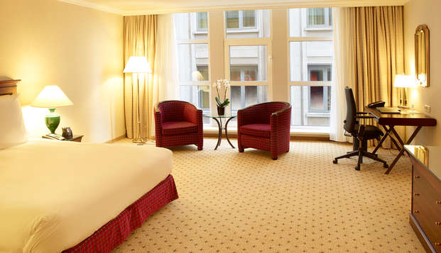 Citytrip in luxehotel in hartje Antwerpen