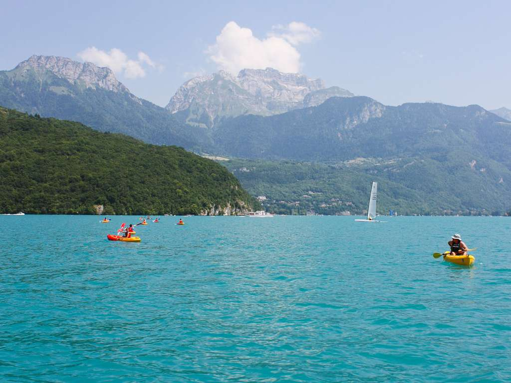 Week-end à deux au bord du Lac d'Annecy 4*