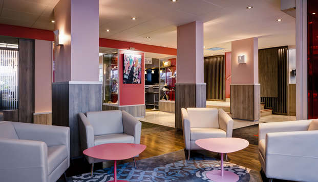 Hotel Axotel Perrache - Salon Reception