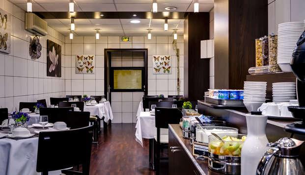 Hotel Axotel Perrache - Petit dejeuner
