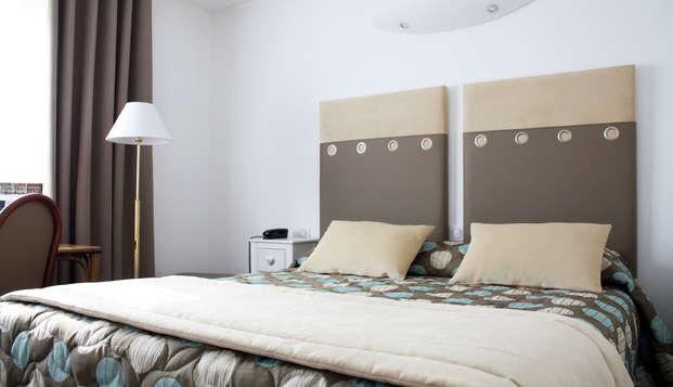 Hotel Axotel Perrache - Hotel Axotel Lyon Perrache Chambre Confort