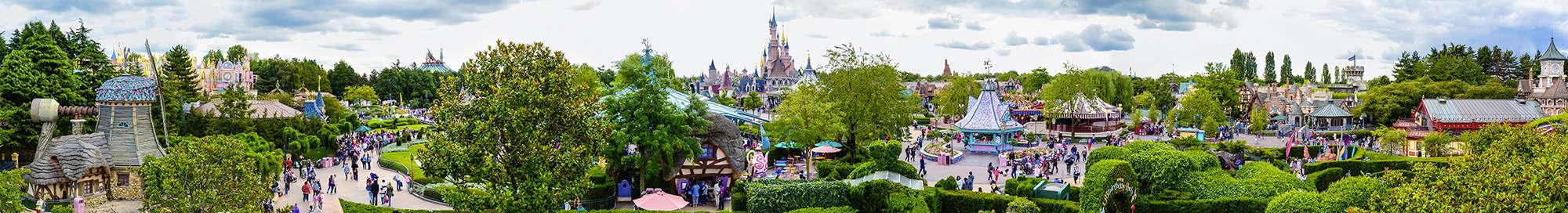 Weekendje weg in Park Disneyland® Paris